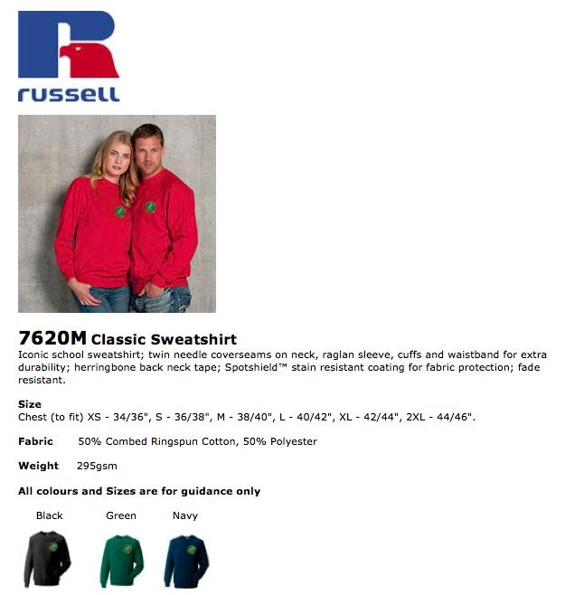 7620M Sweatshirt A