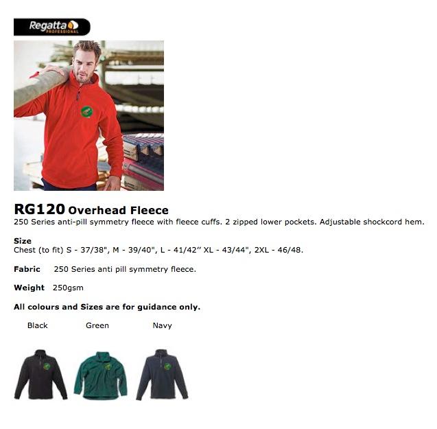 RG120 Fleece A